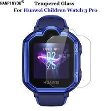 For Huawei Children Watch 3 Pro 3pro Tempered Glass 9H 2.5D Premium Screen Protector Film For Huawei