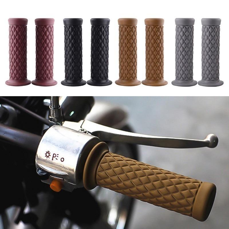 Universal 7/8'' 22MM Motorcycle Handle Grips Motorcycle Handle Bar Racing Handlebar Grip For KTM Honda kawasaki Yamaha Suzuki