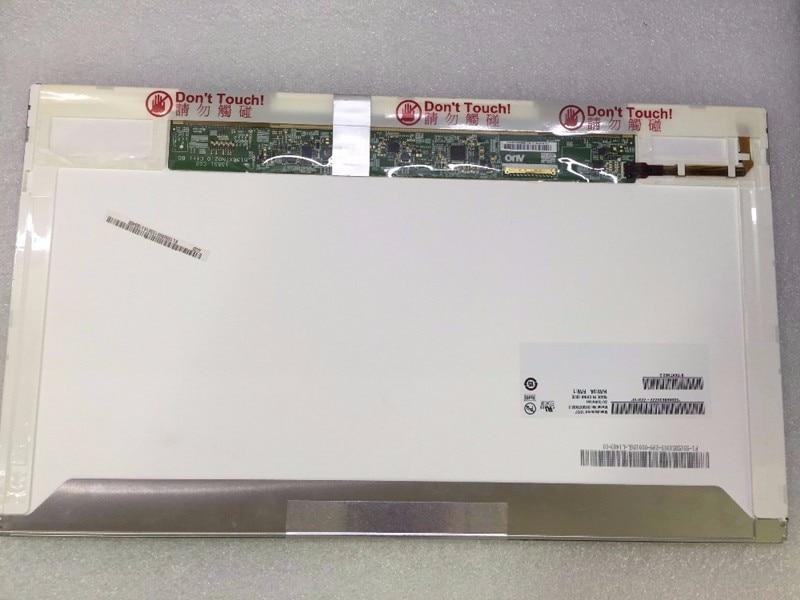 "15,6 ""Pantalla LCD de matriz para ASUS K53E K53TA K53U K53T K53BR K53BY K53SD K50I de sustitución de la computadora portátil pantalla LED 1366*768 40 pin"