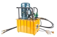 db300 d2 electric pump with double solenoid valve hydraulic pump station 3kw 220v