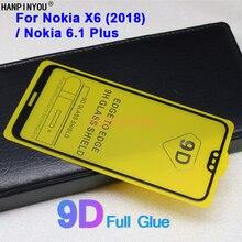 For Nokia 6.1 Plus / Nokia X6 5.8