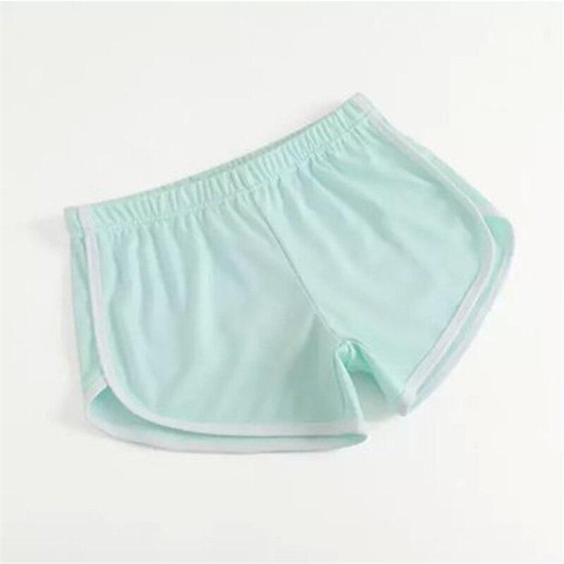 2019 Calças de Pijama Para A Mulher Solta Verão Bottoms Sono Pijama Calções Cintura Elástica One Size Salão Feminino Bermuda de Algodão Sono