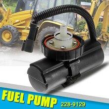 Pompe à carburant pour rétro-pelle Caterpillar   228-9129 2289129 414E 416D 416E 420D 420E 422E, caractéristiques stables, Installation facile