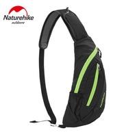 NatureHike Outdoor Waterproof Nylon Sports Chest Bags Single Shoulder Bag Hiking Trekking Backpack Ultralight Camping Backpacks