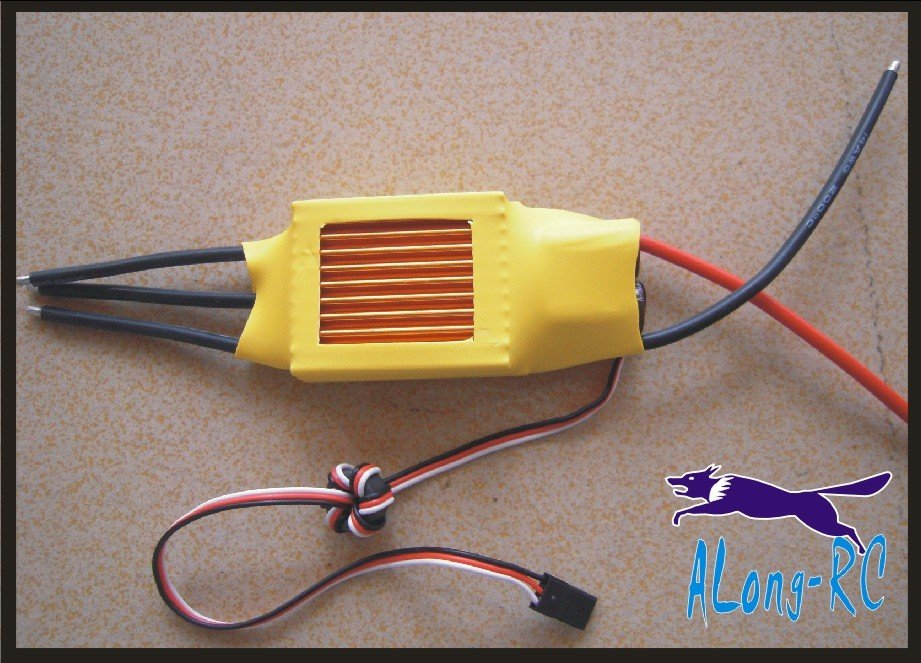 free shipping  1PCS  XXD 70A brushless ESC for  RC airplane hobby plane  RC model airplane spare part