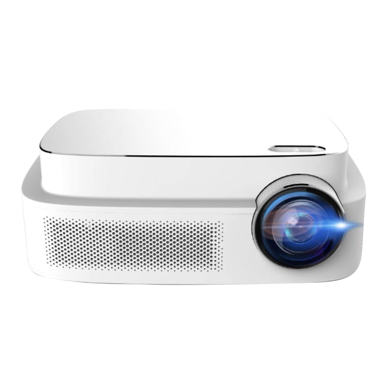 Proyector de vídeo Led Q7 Hd, 450 lúmenes Ansi, resolución 1280X800, compatible con Full-Hd 1080 P, altavoz Hifi, ventilador más silencioso, juegos, Mult