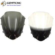 CBR1000RR 04-07 punkt fali szyba przednia szyba przednia osłona przeciwwiatrowa deflektory dla Honda CBR 1000 RR 2004 2005 2006 2007
