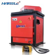 Machine à entailler le coin de coupe hydraulique de tour dencoche pour des ustensiles de cuisine fabriquent la tôle
