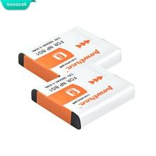 Bonacell 1800mAh NP-BG1 NP BG1 Batterie Pour SONY cyber-shot DSC-H3 DSC-H7 DSC-H9 DSC-H10 DSC-H20 DSC-H50 DSC-H55 DSC-H70 L10