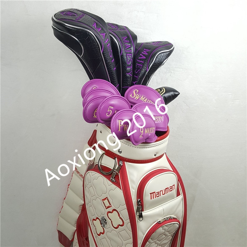 2019 Women Golf Clubs Set Maruman Majesty Prestigio 9 Golf Complete Set 11.5 Loft Club Graphite Shaft L Flex(No Bag)