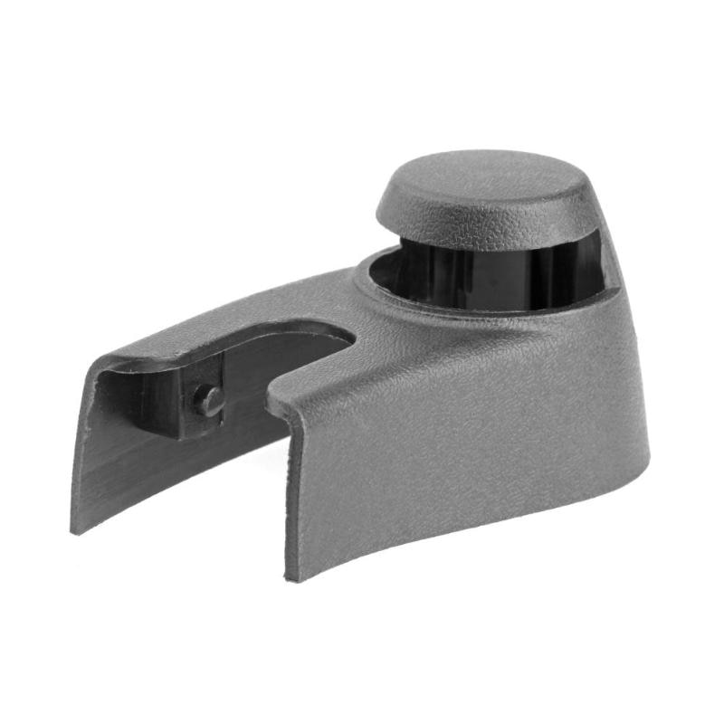 Reemplazo del brazo del limpiaparabrisas trasero, tapa de la tuerca del perno de la cabeza para Seat Altea Ibiza León Toledo, accesorios de coche