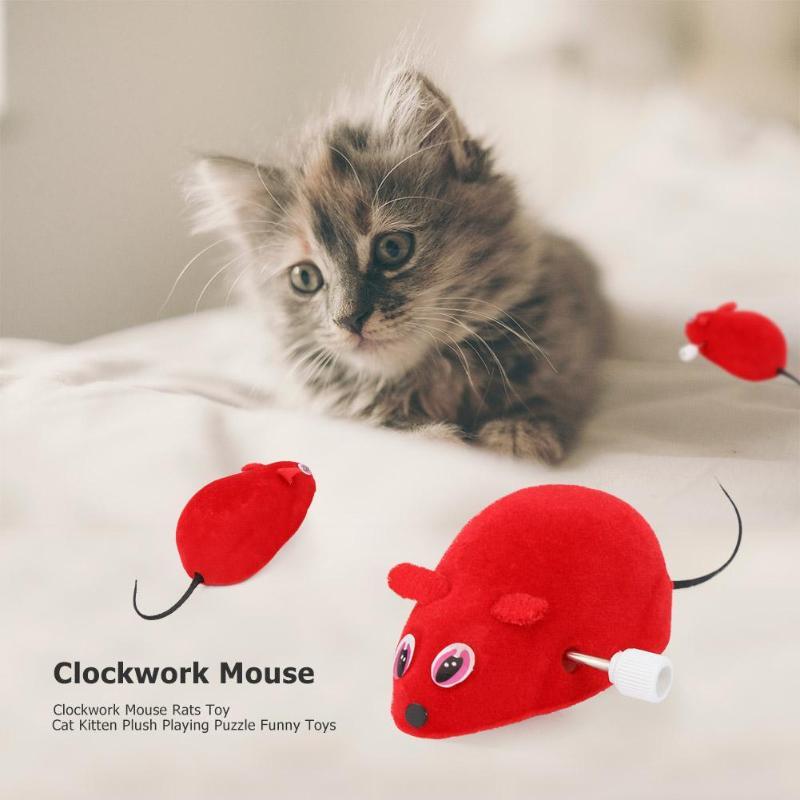 Juguete antiestrés para ratas de juguete para gatos, gatitos, Juguetes Divertidos para gatos