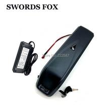 Swords fox 그레이트 36 v 12ah 500 w 전기 자전거 스쿠터 배터리 36 v usb 포트 충전기, bms 36 v 리튬 자전거 배터리 팩 36 v