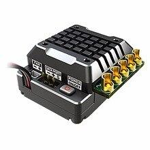 SKYRC TORO TS120 Version de mise à niveau ESC avec contrôleur de vitesse ESC 6V3A BEC120A pour ramper 1/10 et 1/8