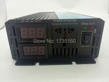 Onduleur électrique 2500W   Onde sinusoïdale Pure, convertisseur AC 24V à 220V cc, alimentation électrique