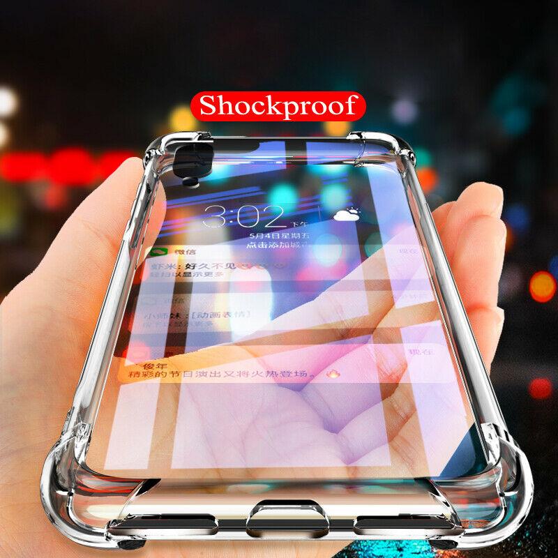Funda protectora transparente para Xiaomi Redmi Note 7 Pro de silicona a prueba de golpes Redmi 7 Xiomi Mi 9 SE 8 A2 Lite A1