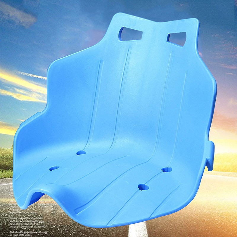 Assento durável parte para crianças ir kart hover board substituição segurança sentado passeio entretenimento go-kart