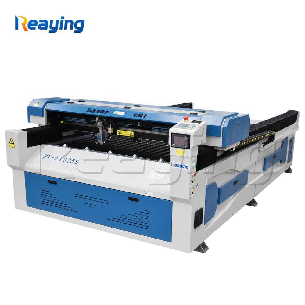 1325 150W máquina cortadora de grabado láser madera acrílica madera contrachapada mezcla de acero inoxidable máquina cortadora láser con CW5200 agua chille