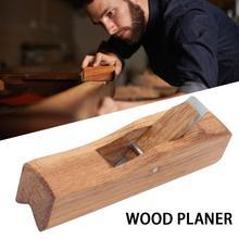 Outils à main de rabot en bois dacajou dindonésie outils de plan de rayon pour la coupe de bord/mise en forme de coin/chanfrein/Angle intérieur #05