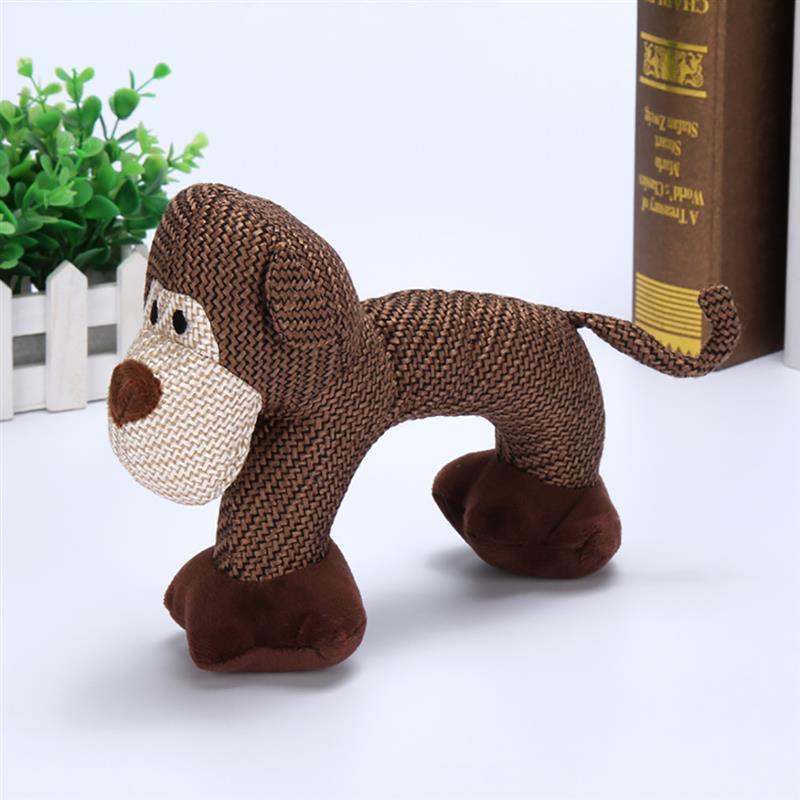 Жевательные Игрушки для маленьких и больших укусов собаки, устойчивые пищащие игрушки для собак, Интерактивная пищащая игрушка для щенков, товары для домашних животных-3