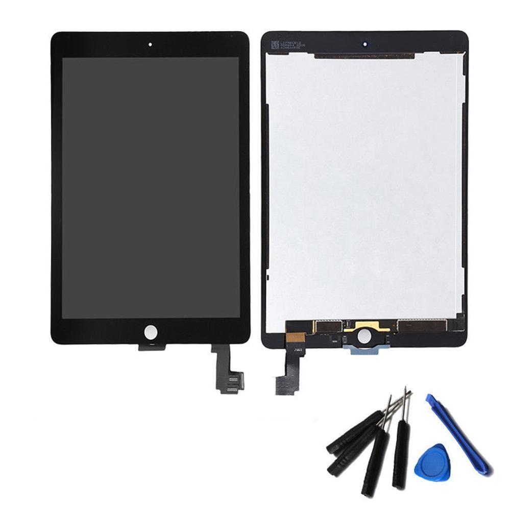 Замена сенсорного экрана дигитайзер кнопка домой инструмент для iPad Air 2 A1566 сенсорный экран для iPad Air 2 A1567 сенсорный экран горячая распродажа