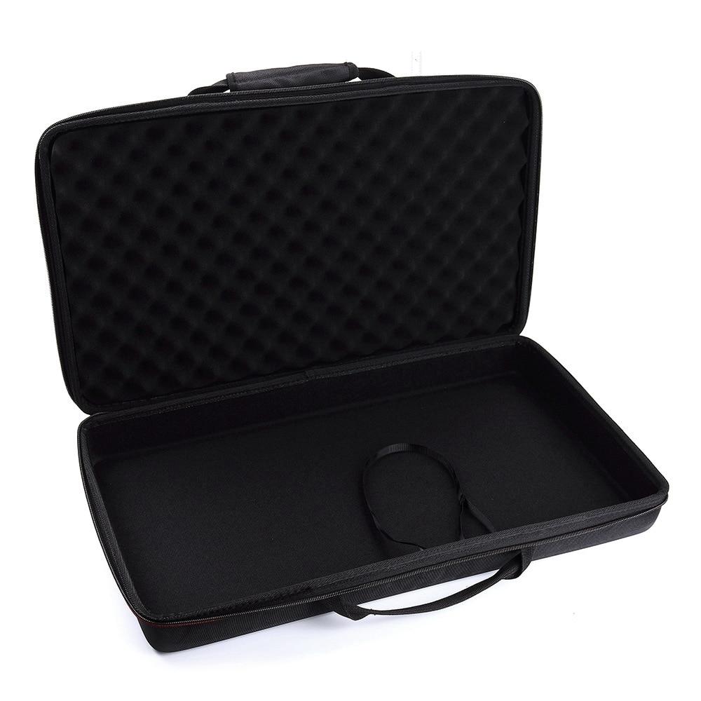 Newest Eva Protective  Hard Travel Pouch Box Cover Bag Case For Native Instruments Traktor Kontrol S2 Mk3 Dj Controller