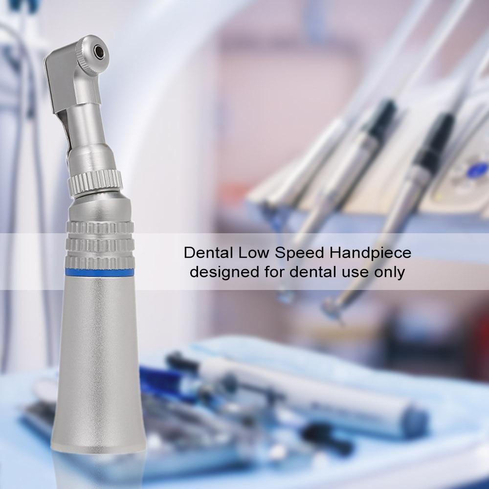 Zahn Niedriger Geschwindigkeit Handstück Contra Winkel Fit Für Mikromotor Polnischen Patrone Wasser Spray Dental Labor Zähne Reinigung Ausrüstung