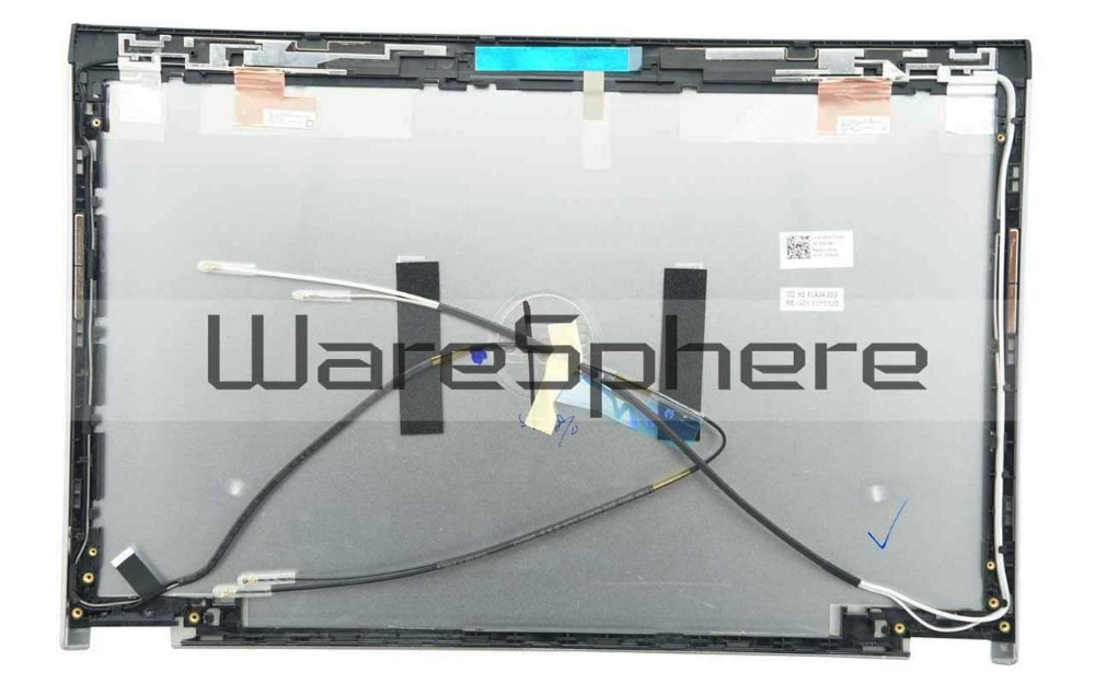 NUEVA cubierta trasera LCD con cables de antena inalámbrica para Dell Vostro 3330 Vostro V131 074MJD 74MJD 60.4LA04.003