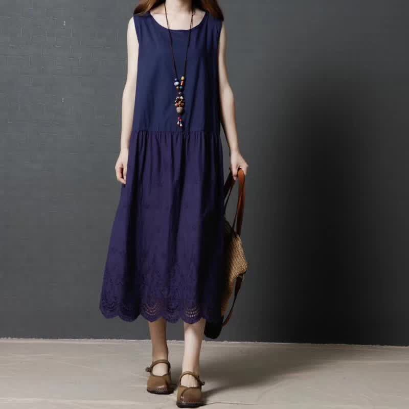 Summer Maternity Dresses Korean Version Of Loose Pregnancy Dress Vestido Round Neck Casual Large Size Pregnant Dress Elegant enlarge