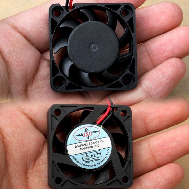40 мм X 40 мм X 13 мм DC 12 В 2Pin 9 лезвие кулер безщеточный мини вентилятор охлаждения