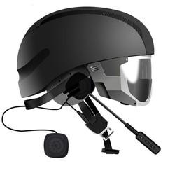 Orador Motocicleta Scooter Walkie Talkie Capacete da motocicleta Do Bluetooth Fones De Ouvido Estéreo Sem Fio fone de Ouvido Bluetooth