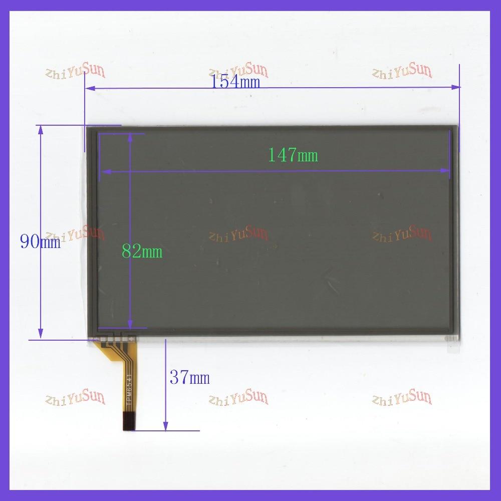 Сменный сенсорный экран ZhiYuSun CRD510 RCD 510 rcd510 vw rcd510 rcd510 для автомобиля, RCD510 C065GW03 V0 V1 155*91
