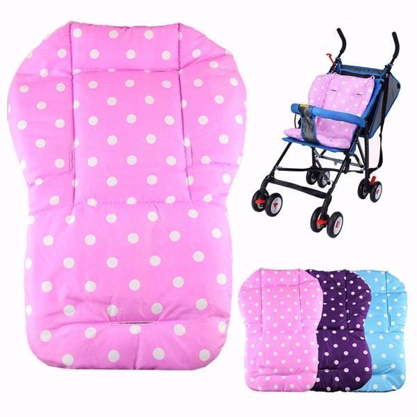 Cojín de cochecito de bebé protector para asiento de coche Mat Coche infantil almohada Soporte Corporal para la cabeza Soporte Corporal almohada para asiento