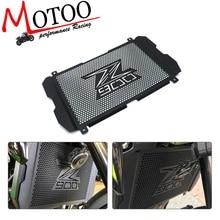 Protection pour Kawasaki Z900 Z 900 2017   Accessoires de moto Protection de calandre en acier inoxydable, Protection pour Kawasaki Z900 Z 2018 2019