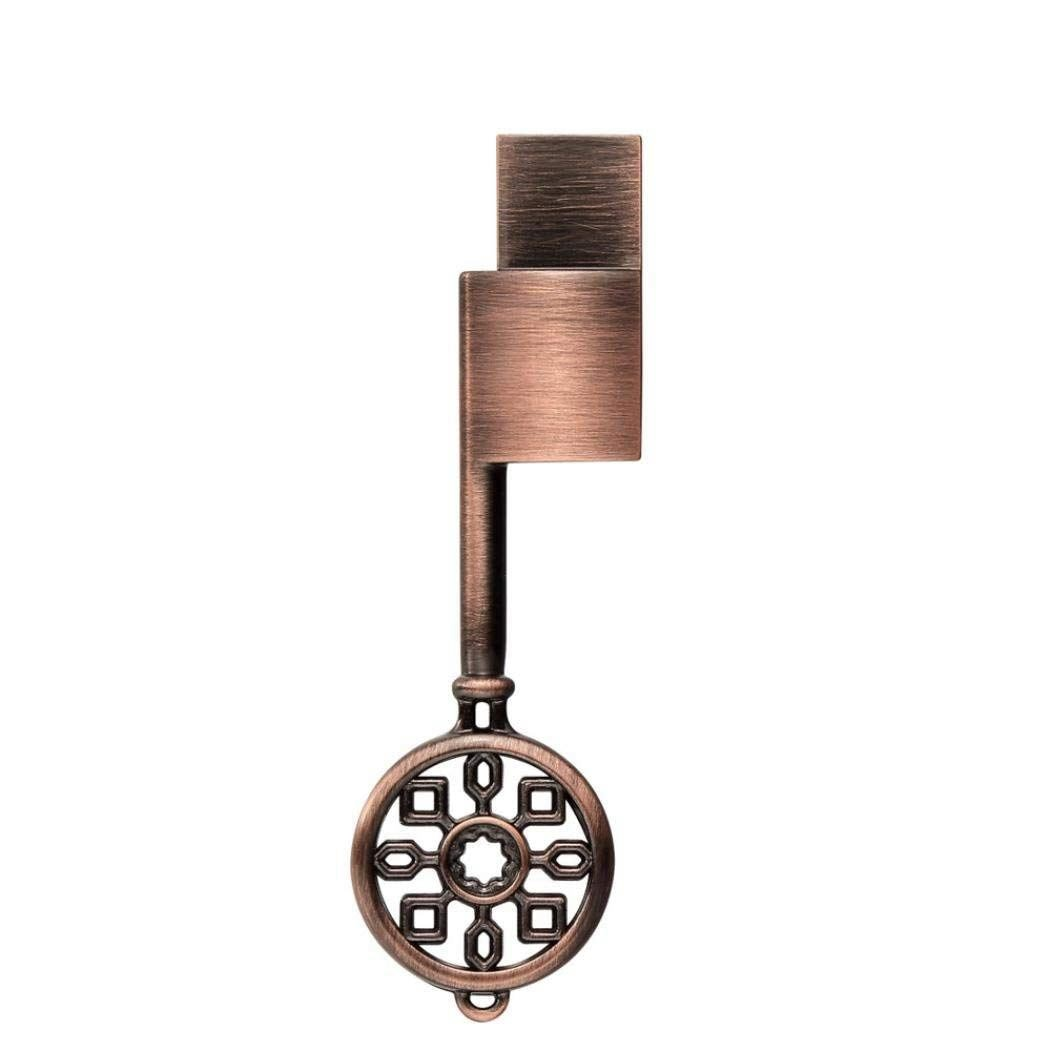U диск USB 2 0 металлический ключ флэш память накопитель водонепроницаемый диск USB