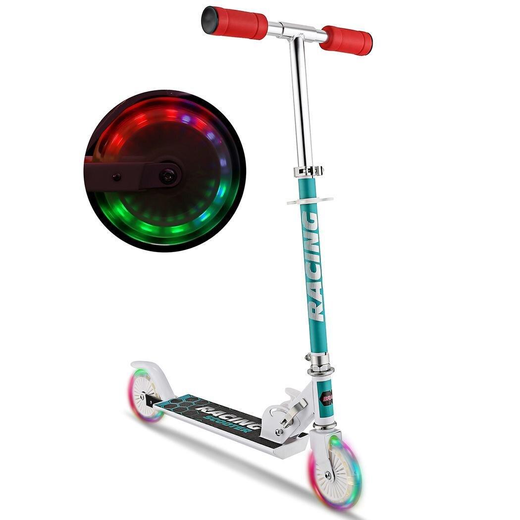 ANCHEER Scooter plegable ajustable de aleación de aluminio Kick Scooter altura Mejores Regalos para niños niñas