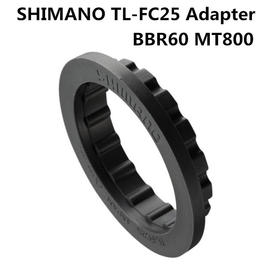 Nuevo Shimano TL-FC25 BB Fondo BracketMT800 BBR60 adaptador de la herramienta de instalación de reparación de bicicleta Kit