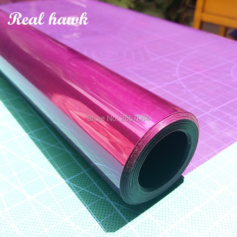 2Meters/Lot Tranparent Colors Hot Shrink Covering Film  High Quality Model Film For RC Airplane Models DIY enlarge