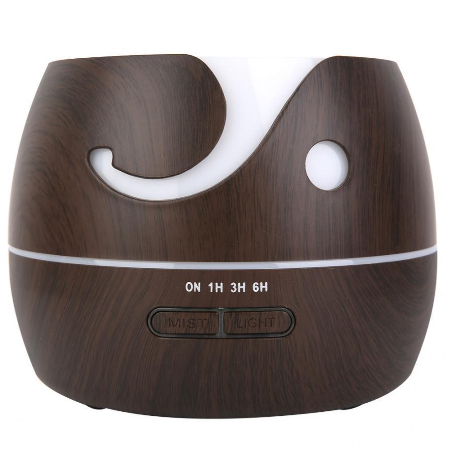 110-240V dyfuzor Oli Essenziali nawilżacz powietrza zapachowy olejek eteryczny dyfuzor do domu Mist Maker z LED Humidificadores nowy