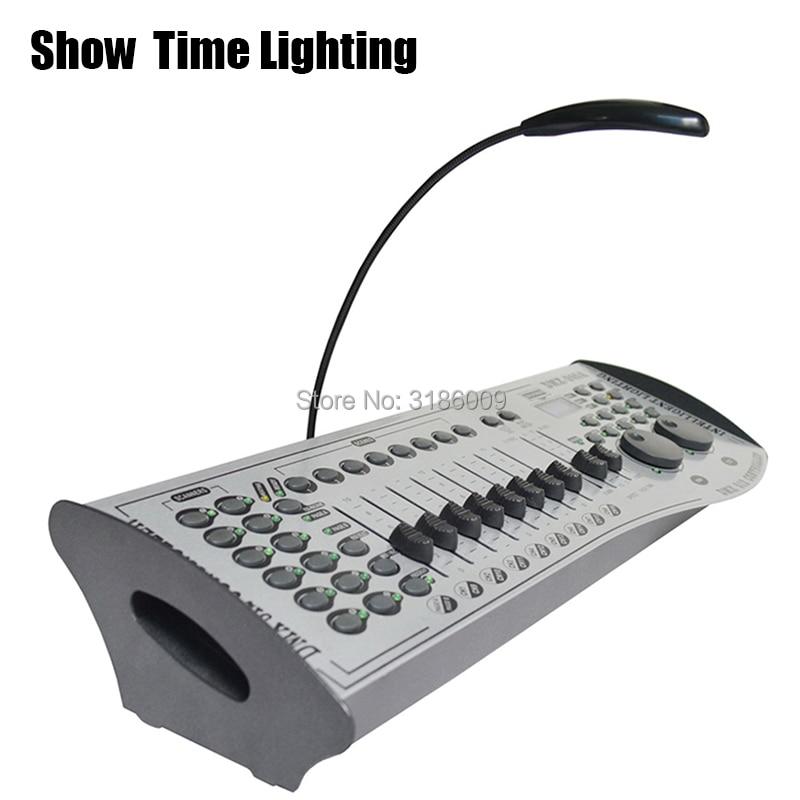 Hot sale DMX 240A Controller DMX 512 Console Stage Lighting DJ Equipment DMX 512 Control LED Par Moving Head Spotlights Showtime