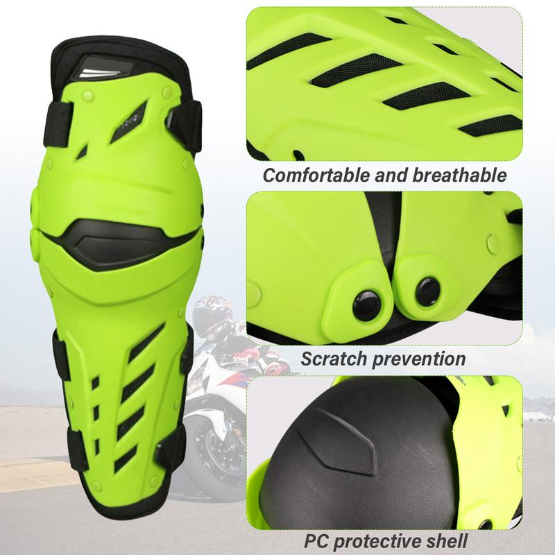 Protective Motorbike Kneepad Motocross Motorcycle Knee Pads MX Protector Racing Guards Off-road Elbow Protection enlarge
