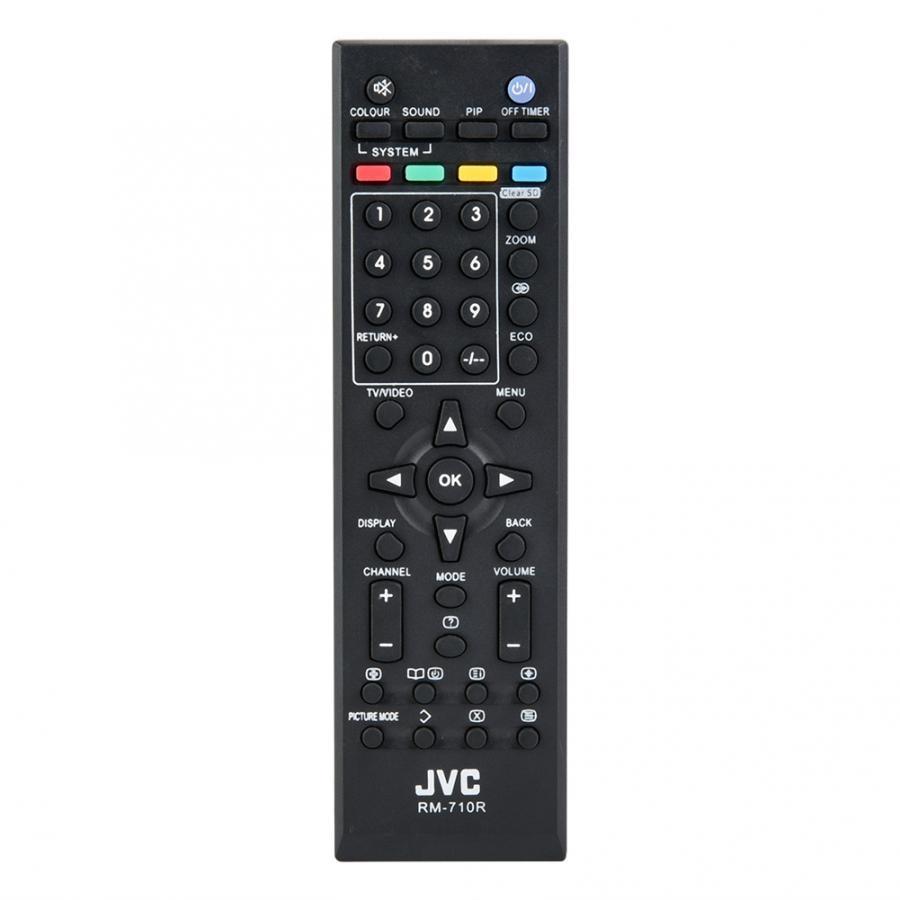 Mando a distancia universal, mando a distancia, repuesto para JVC, RM-710R, uzaktan, kumanda