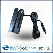 3 Tracks USB 2.0 Contact SDK Magneetstrip en IC Card Combo Reader Software HCC100
