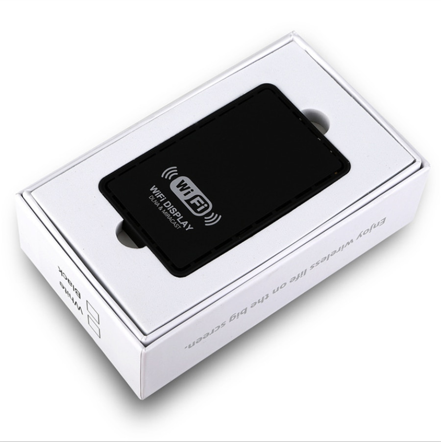 Wifi Home lusterko samochodowe Link Box bezprzewodowy ekran Mirroring Airplay DLNA miracast dongle dla Iphone Windows urządzenie z androidem