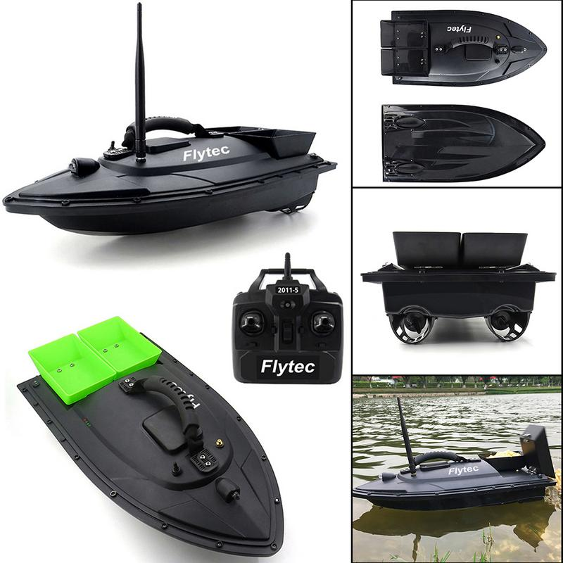 flytec-fishing-tool-smart-rc-bait-boat-toy-digital-automatic-frequency-modulation-remote-radio-control-device-fish-finder-toys