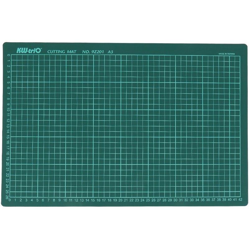 Esteras de corte de PVC A3 tabla de corte Patchwork almohadilla cortada de doble cara A3 autocuración Patchwork DIY herramientas útiles escolares