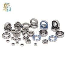 5pcs/lot free shipping quality High quality deep groove ball bearing    16100ZZ   16100-2RS 10*28*8 mm