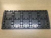 CPU Tray CPU Packing Case /1366 Plastic Box Bracket 2011 Needle The Server Cpu 52.5 * 45