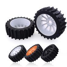 4 Uds más nuevo 1/8 RC Off Road Buggy nieve Arena, rueda de neumáticos de paleta para HSP HPI Baja