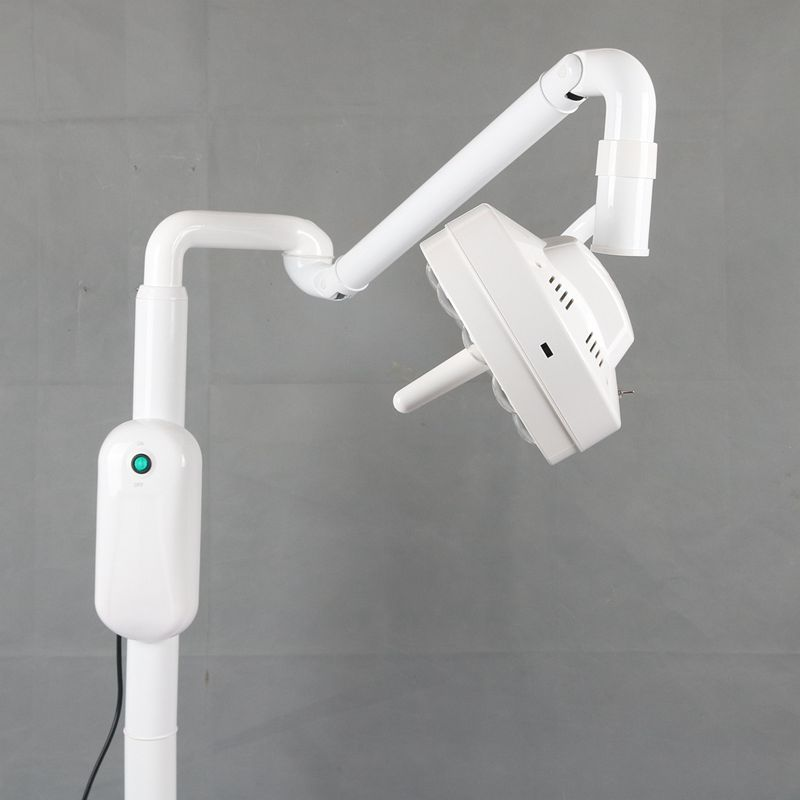 Sensor/Inductive Switch Mobile 30W LED Surgical Exam Light Shadowless Lamp Surgery Dental Implant Pet Clinic Operation Light enlarge